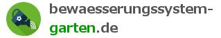 Logo Bewaesserungssystem Garten